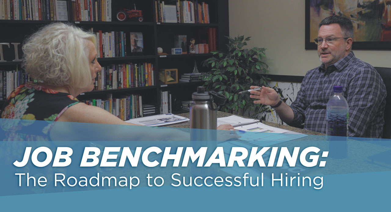 Job Benchmarking: The roadmap to successful hiring