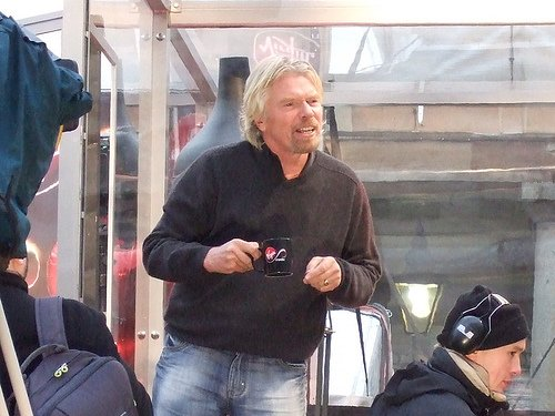 Richard Branson's Top Tips for Trying New Things