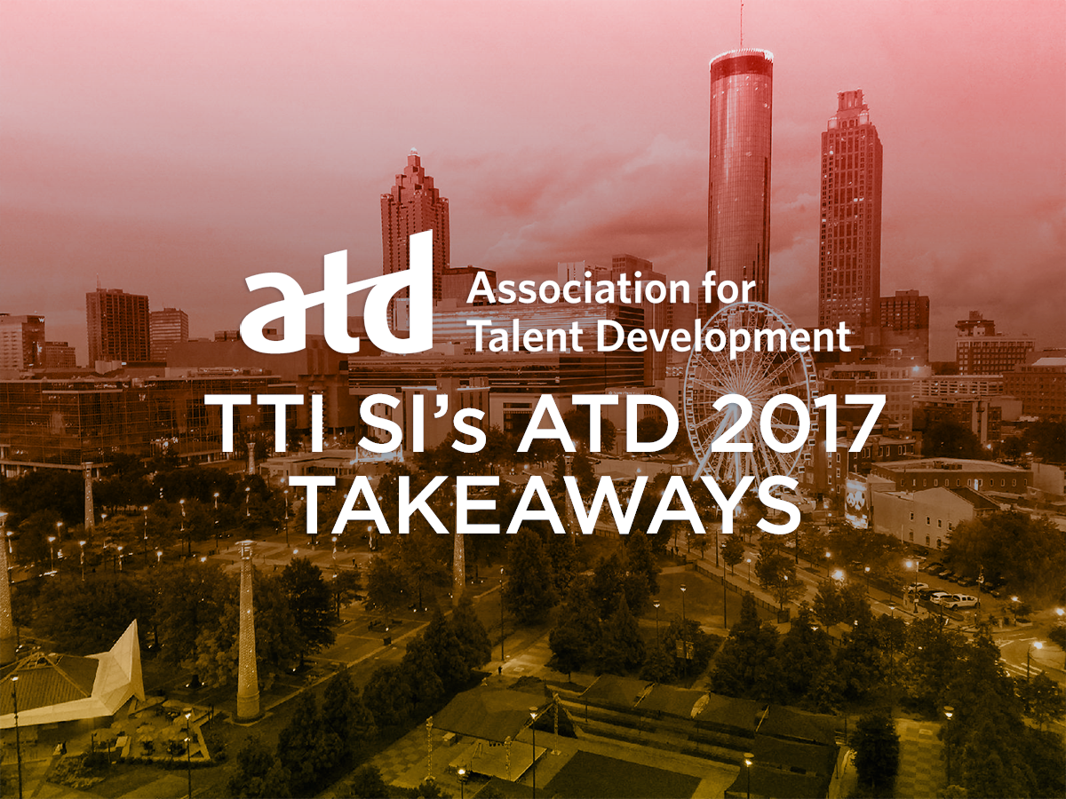 IBM Watson is now a coach and other big takeaways from ATD 2017