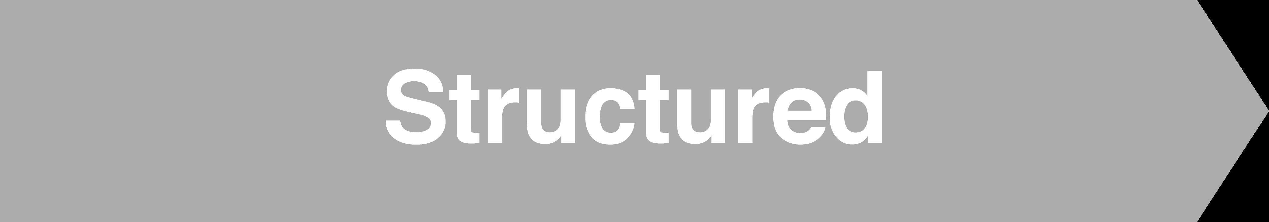 Structured